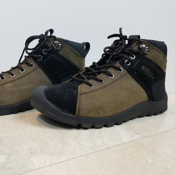 Keen Mens Citizen Mid Waterproof Boots